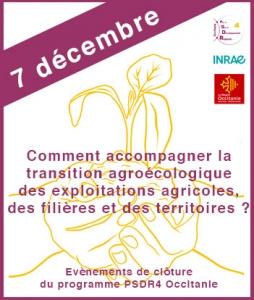 Clôture du programme PSDR4 Occitanie