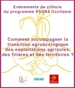 Evenements de clôture PSDR4 Occitanie