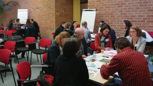 Ateliers participatifs autour de l'éco-innovation dans les filières agroalimentaires