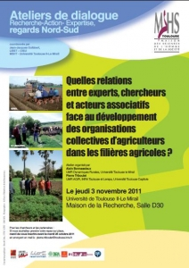 Illustrationt ateliers dialogue Nord-Sud