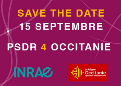 Save the date 15 septembre