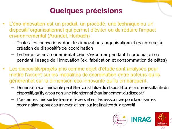 Précisions introduction Atelier REPRO-INNOV