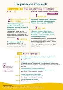 Programme Cloture PSDR4 Occitanie page2