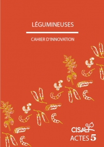 """Couverture Cahier d'innovation """"Légumineuses"""""""